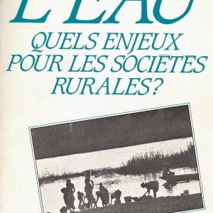 1985, L EAU QUELS ENJEUX COUV
