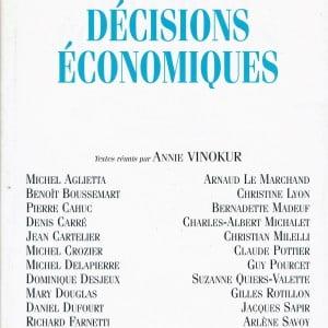 1998 COUV DECISION ECONOMIQUE