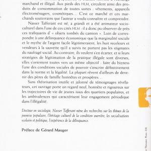 2007 N TAFFERANT BIZENESS 4 COUV